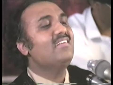 Ghazal - Parvez Mehdi (Vocal) - Ustad Tari Khan (Tabla) - Apne Saaye Se