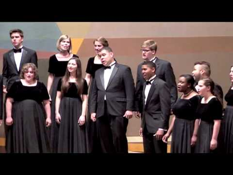 trad (arr. Hogan): Didn't my Lord - University of Houston Moores School Concert Chorale