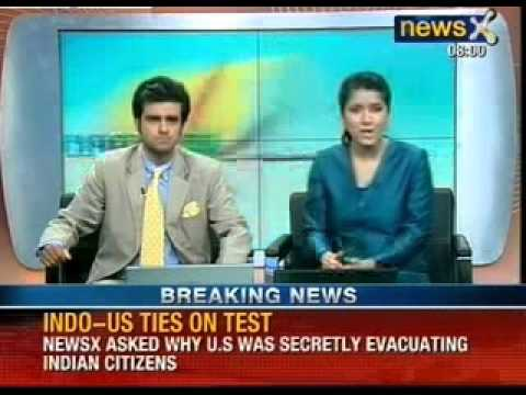 NewsX: US ignored India's concerns- Devyani served with injustice
