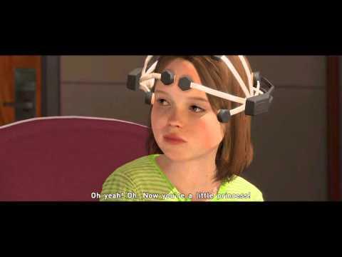 Ellen Page Beyond Two Souls Shower Glitch - Beyond Two ...
