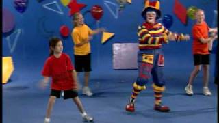 Silly Sally The Clown-Loopty Loo Song-Kids Fitness