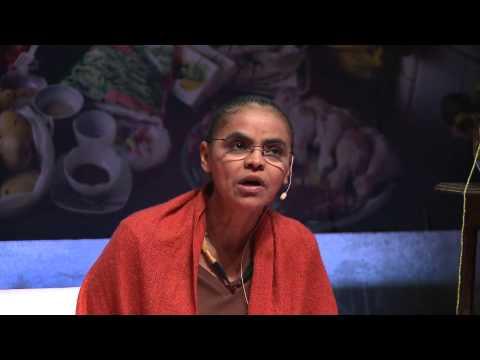 TEDx com Marina Silva
