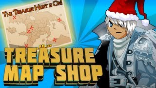=AQW= Treasure Map Shop #1 Location! (Treasure Map: Shop Hunt)