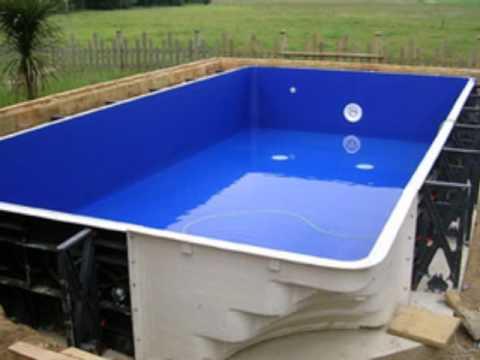 las piscinas prefabricadas solucion rapida y economica