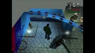 GTA San Andreas PC Interiores Ocultos (sin Mods