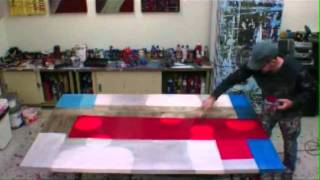 LEARN HOW TO PAINT LARGE ABSTRACT ART Art Classes, Art