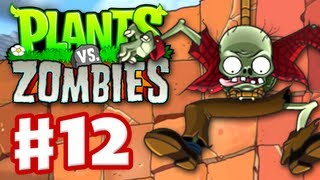 Plants Vs. Zombies Gameplay Walkthrough Part 12 World