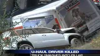 Dangerous Trailers.org U Haul Towing Accident Man And Dog