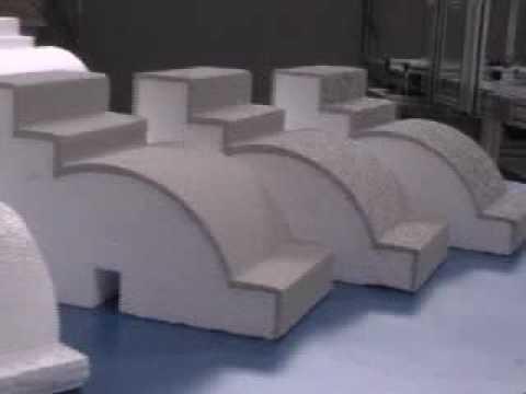 Elementy styropianowe - profile styropianowe, sztukateria