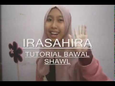 Bawal Shawl Tutorial
