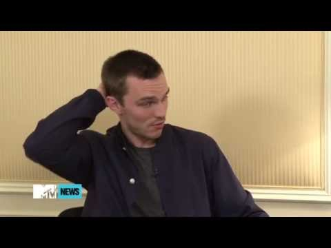 Nicholas Hoult about 'X Men' Makeup