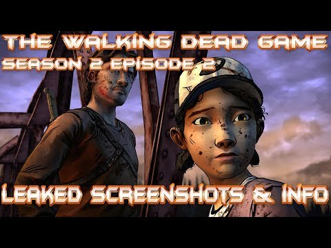 The Walking Dead: Season 2 - Episode 2 Leaked Screenshots & Information (Release Date)