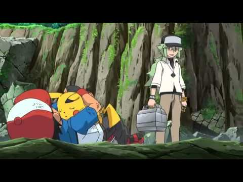 Pokemon Best Wishes! Season 2 Episode 37 - 2
