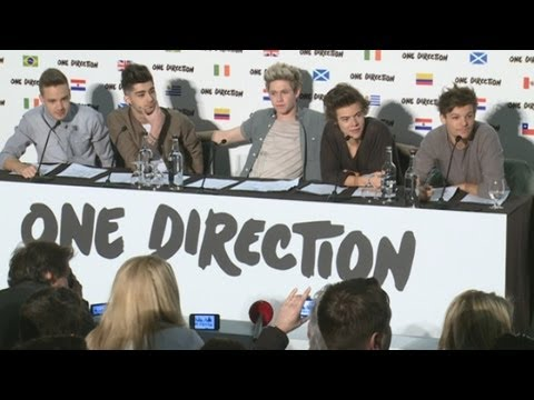 One Direction's Big Announcement (Part 2)