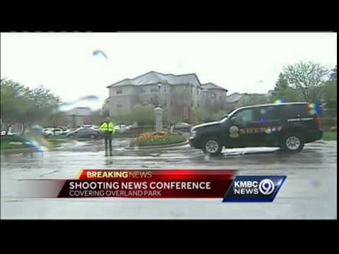 Kansas Jewish Center Shooting Suspect Appears to Yell 'Heil Hitler'