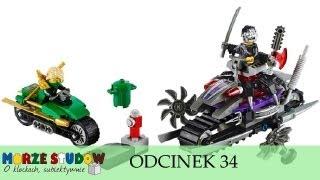 LEGO Ninjago 2014 Reaktywacja Serii (Morze Studów #34