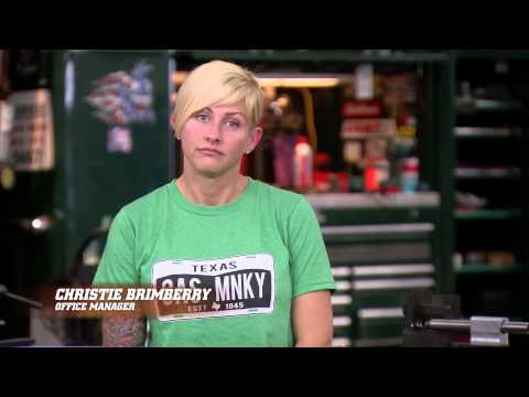 Christie Brimberry Fast N' Loud