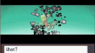 Pokemon HG/SS Starters & Different Pokémon Evolving And