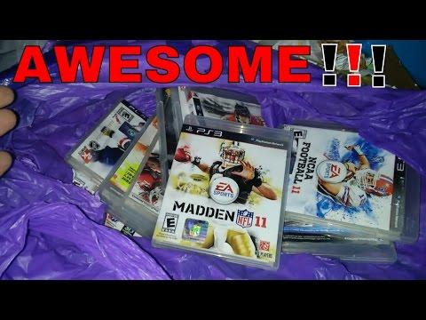 BEST!!! Gamestop Dumpster Dive Night #122