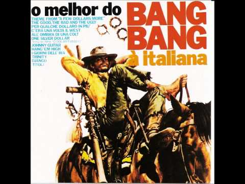 O Melhor do Bang Bang à Italiana - Annibale E Orquestra de Gianfranco Plenizio - Trinity