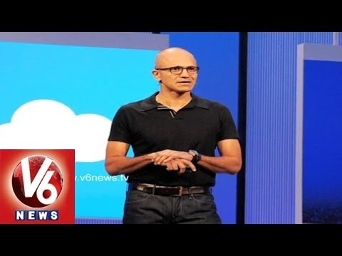 An Indian Appointed as CEO Of Microsoft