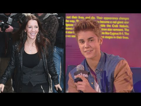 Justin Bieber Misses His Mom