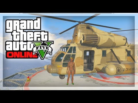 GTA Online Glitches: How To Buy The Cargobob! GTA 5 Pegasus Glitch After Patch (GTA V)