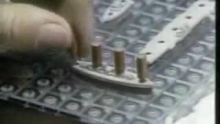 Milton Bradley Battleship Game Opera TV Commercial 1975