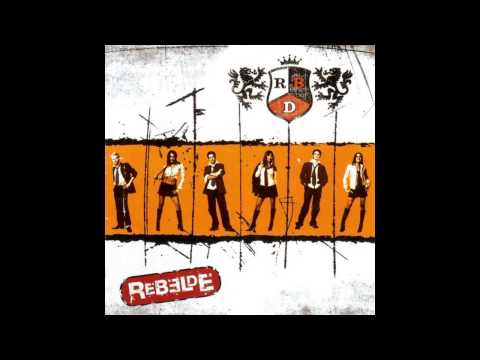 RBD: Rebelde - CD Completo. [Versão Mexicana]