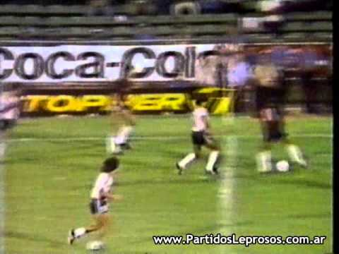 PartidosLeprosos | Newell's Vs River | Amistoso 1985 | Final | Completo