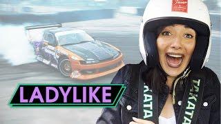 Women Go Drifting In Race Cars • Ladylike