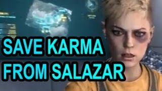 Black Ops 2: Save Karma From Salazar