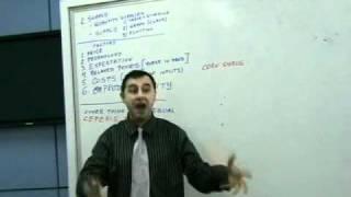 MBA - Managerial Economics 08