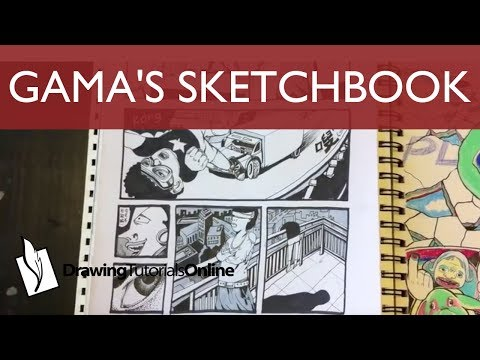 Gama's Sketchbook