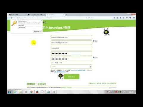 Tạo và kích hoạt tài khoản BeanFun (CSO TW)