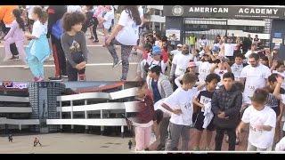 الرياضة في قلب الأكاديمية الأمريكية بالمغرب   روبورتاج