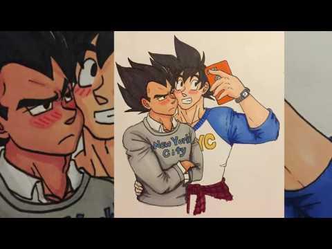 Goku x Vegeta - Llamada de emergencia (434SUBS!!)