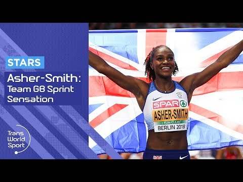 New Sprint Sensation Dina Asher-Smith | Trans World Sport