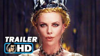Snow White And The Huntsman Official Trailer (HD