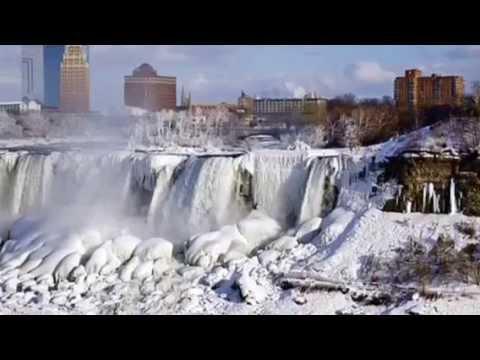 Niagara Falls Frozen 2014