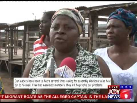 Ghana Primetime News on Joy News (8-10-13)