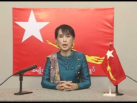 Daw Aung San Suu Kyi Speech for Bi-Election