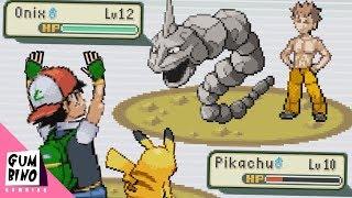 What REALLY happens in Pokemon - episode 5 (3/3) Ash vs Brock