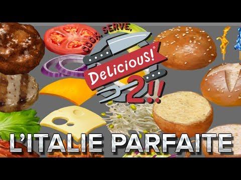 Cook Serve Delicious 2 #7 : L'italie parfaite