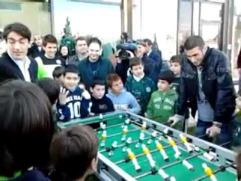 Καρνέζης, Πετρόπουλος, Χριστοδουλόπουλος στη Green Team 3