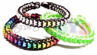 How To Make A Boxed Bow Bracelet EASY Design On The