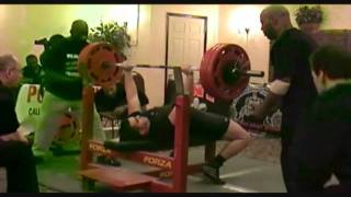 STRONGEST KID IN THE WORLD LIFTS OVER 1,305 POUNDS, BREAKS