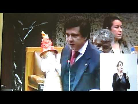 Mario Oriani-Ambrosini on Tibetan 'Flame of Truth'