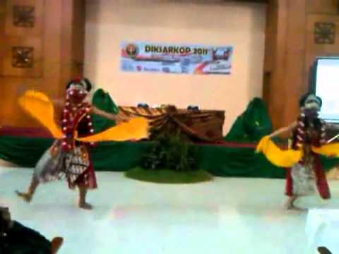 Kabumi - Tari Topeng Kelana (Kelana Mask Dance)