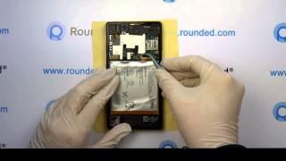 Cara Membuka HP Sony Xperia Z